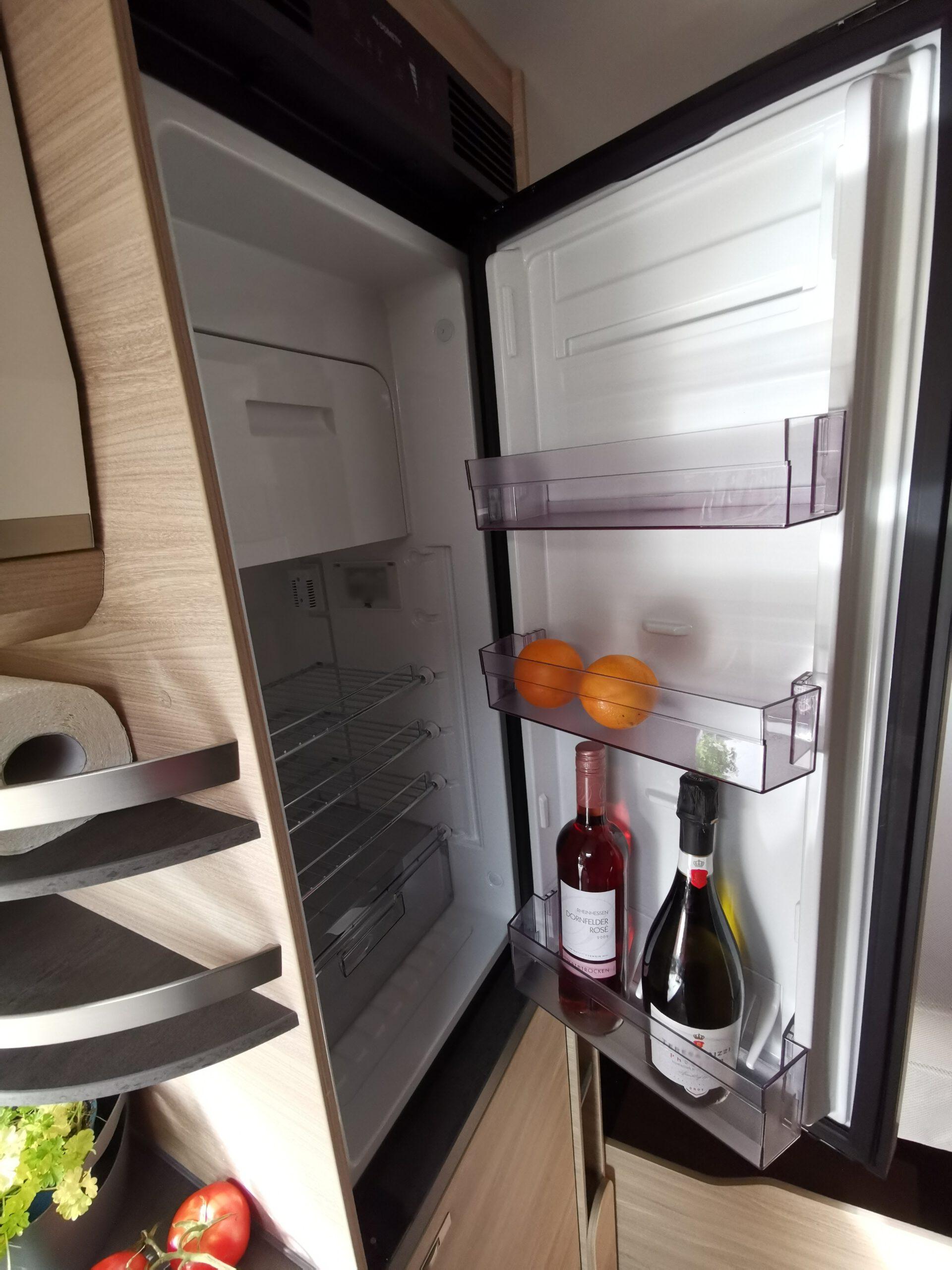 Wohnmobil Knaus Küche